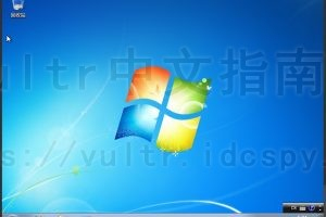 Vultr安装Windows7成功及使用